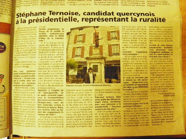 candidat article 5 la Vie Quercynoise