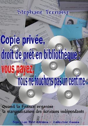 Sur la copie privée en France